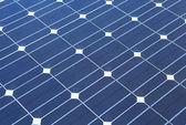 Closeup of solar panel — Stock Photo