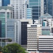 Commercial building in Singapore — Stock Photo