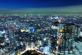 Toyko cityscape — Stock Photo