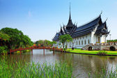 Sanphet in Thailand — Stock Photo