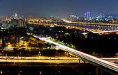 Highway in Seoul — Stock fotografie