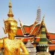 Grand palace in Thailand — Stock Photo #40573235