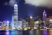 Hong kong cityscape — Stok fotoğraf
