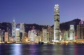 Hong Kong city — Stock Photo
