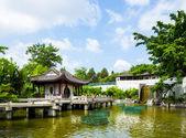 Čínská zahrada — Stock fotografie