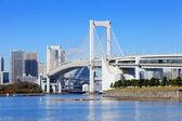 Odaiba in Tokyo — Stock Photo
