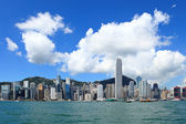 Hong Kong city at day time — Stock Photo