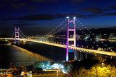Hong Kong bridge — Stock Photo