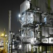 Industrial complex at night — Stock Photo #40740235