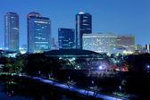 Osaka skyline — Stock Photo
