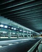 Empty tunnel — Stock Photo