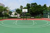 Basketbalveld — Stockfoto