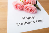 Happy mother day concept — Stock Photo