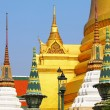 Grand palace in Bangkok — Stock Photo #41081647