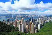 香港城 — 图库照片