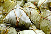 Bola de masa de arroz para el festival del bote del dragón — Foto de Stock