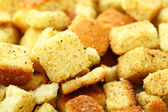 Crispy crouton — Stock Photo
