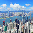 Stock Photo: Hong Kong district