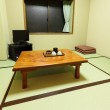 Interior of Japanese style house — Stock Photo