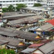 Stock Photo: Slum arein Bangkok