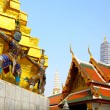 Grand palace in Bangkok — Stock Photo #41189235