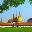 Grand palace in Bangkok — Stock Photo #41465635