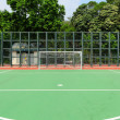Football court outdoor — Stock Photo #41466173