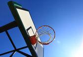 Aro de baloncesto — Foto de Stock