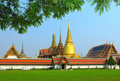 Wspaniały Pałac w Bangkoku — Zdjęcie stockowe