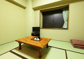 Traditional Japanese tatami — Stock Photo