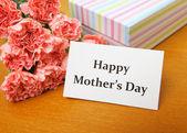 Concepto de día de la madre feliz — Foto de Stock