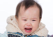 Baby cry  — Stock Photo