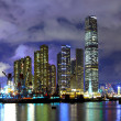 Stock Photo: Kowloon district in Hong Kong
