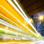Traffic light pass through tunnel — Stock Photo #41895149