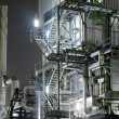 Industrial complex at night — Stock Photo #41895173