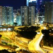 Hong Kong residential district — Stock Photo