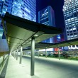 Stock Photo: Hong Kong business district