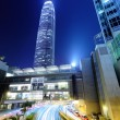 Stock Photo: Hong Kong city with roadway