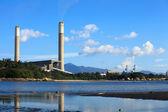 Coal plant — Stock Photo