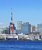 Ciudad de tokio — Foto de Stock