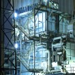 Industrial complex at night — Stock Photo #41970171
