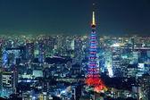 Stad tokio — Stockfoto