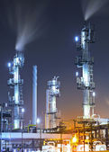 Industrial factory — Stock Photo