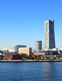 Yokohama city — Stock Photo