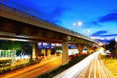 Highway in city — Stock Photo