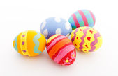 Colourful easter eggs — Foto de Stock