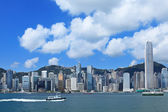 Hong Kong cityscape — Stock Photo