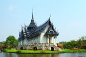 Sanphet Prasat Palace Bangkok — Stock Photo