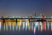 Ciudad de seúl — Foto de Stock