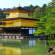 Golden Temple at Kyoto — Stock Photo